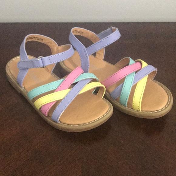 21c3e0ff67f8 Toddler girls sandals. M 5b577cb634e48adb525879ba